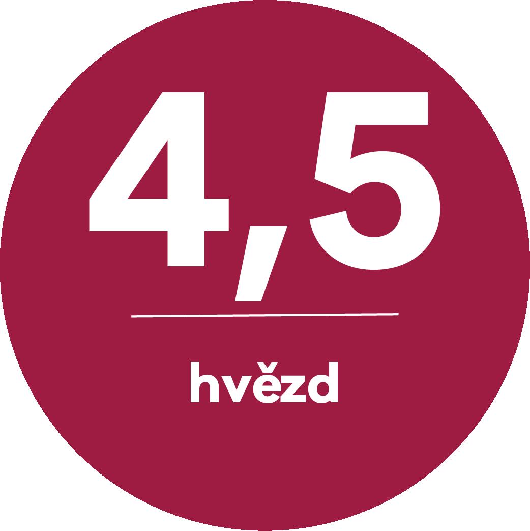 45-hvezd